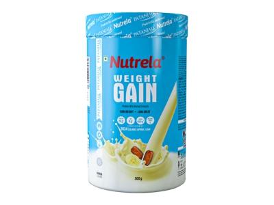 Patanjali Nutrela Weight Gain
