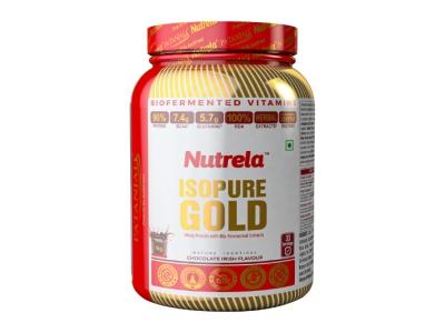 Patanjali Nutrela Isopure Gold