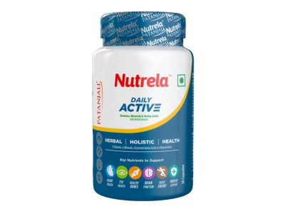 Patanjali Nutrela Daily Active Capsule