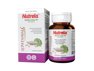Patanjali Nutrela Bone Health Natural