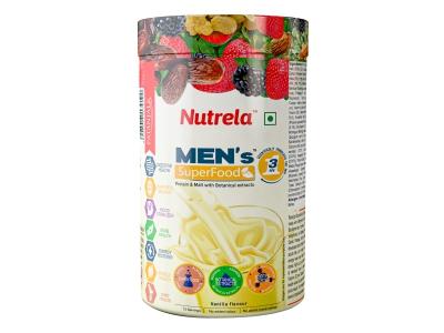 Patanjali Nutrela Men's Superfood