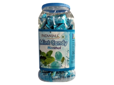 Patanjali Mint Candy Menthol