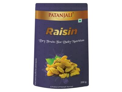 Patanjali Raisins (Kishmish)