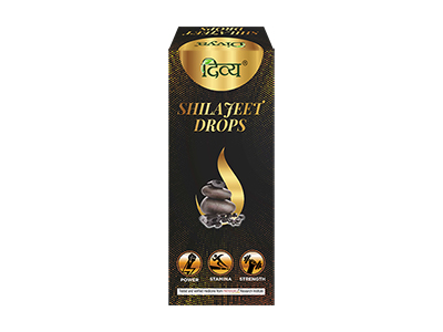 Divya Shilajeet Drops