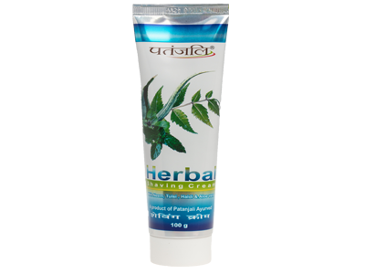 HERBAL SHAVING CREAM