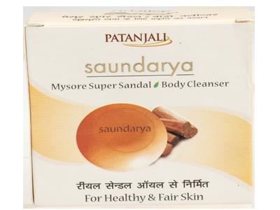 SAUNDARYA MYSORE SUPER SANDAL BODY CLEANSER