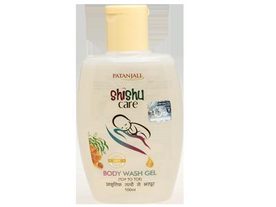 SHISHU CARE BODY WASH GEL