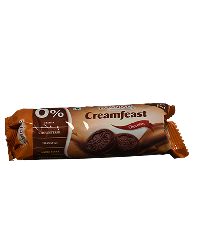 CREAMFEAST CHOCOLATE BISCUIT