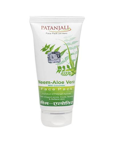 NEEM ALOEVERA WITH CUCUMBER FACE PACK