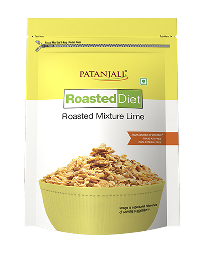 ROASTED DIET-ROASTED MIX. LIME 125 GM