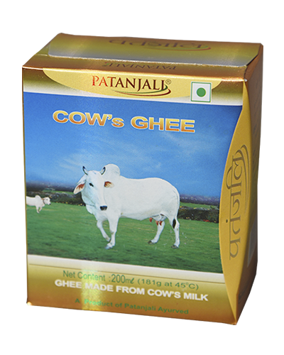 COWS GHEE 200 ML