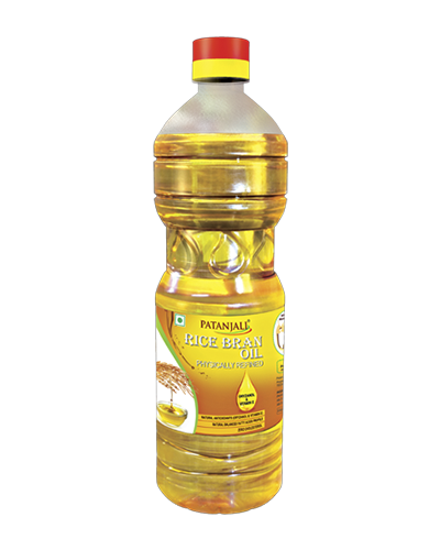 RICE BRAN OIL 1 LTR.
