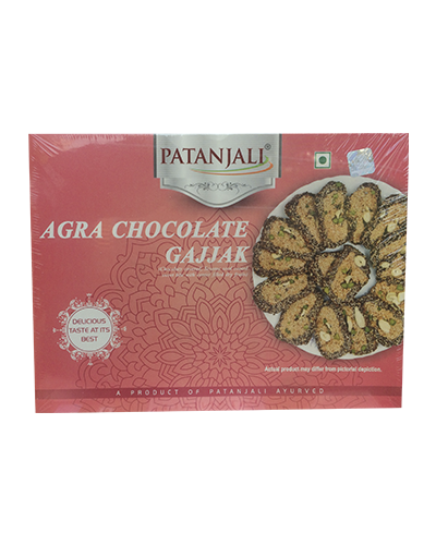 AGRA CHOCOLATE GAJJAK