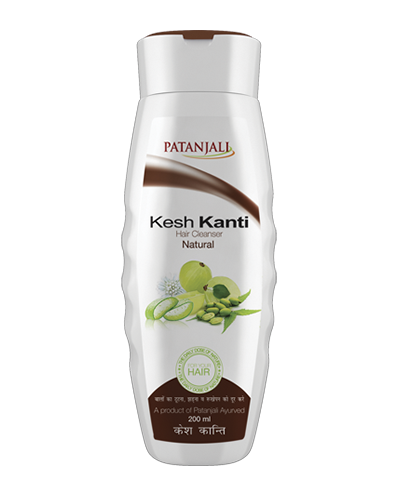 KESH KANTI NATURAL HAIR CLEANSER 200 Ml