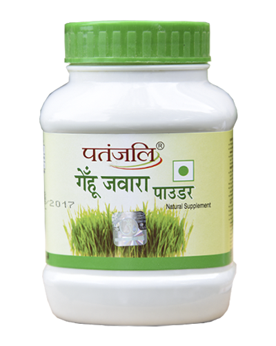PATANJALI WHEAT GRASS POWDER