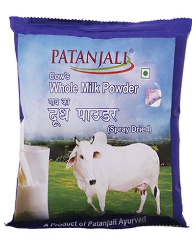 PATANJALI COW'S WHOLE MILK POWDER