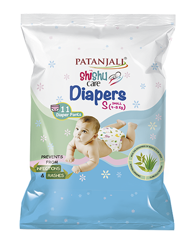 SHISHU CARE BABY DIAPER (SMALL-11)