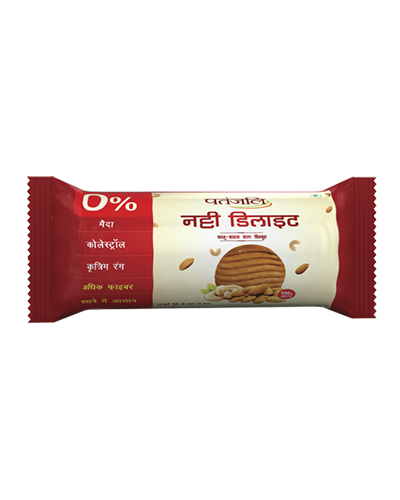 Patanjali Nutty Delite Biscuit