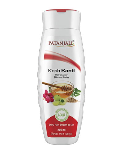 KESH KANTI HAIR CLEANSER SILK & SHINE