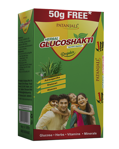GLUCOSHAKTI REGULAR (500+50) GM