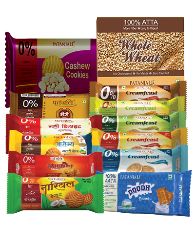PATANJALI- COMBO (PACK OF BISCUITS)