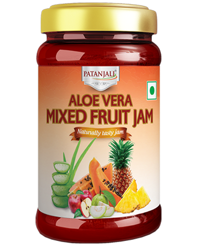 PATANJALI ALOEVERA MIXED FRUIT JAM