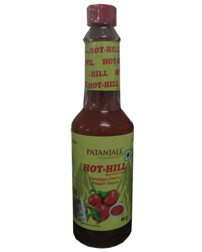 HOT HILL RED CHILLI  SAUCE
