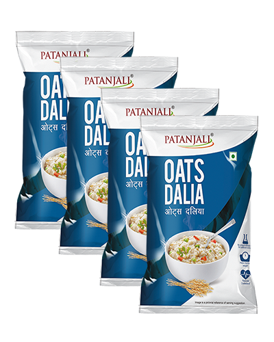 OATS DALIA (PACK OF 4)