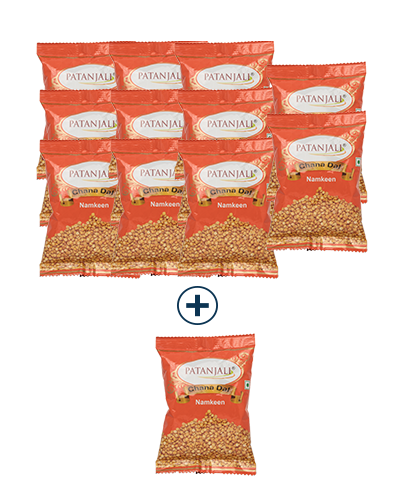 CHANA DAL NAMKEEN (pack of 12)