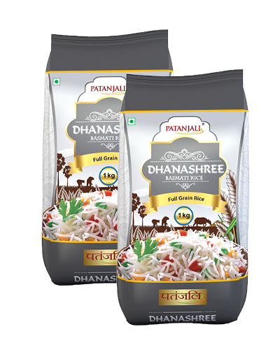 DHANASHREE BASMATI RICE (Pack of 2)