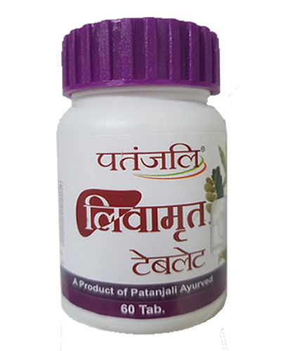 LIV AMRIT TABLET 40GM