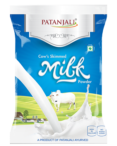 COW'S SKIMMED MILK POWDER