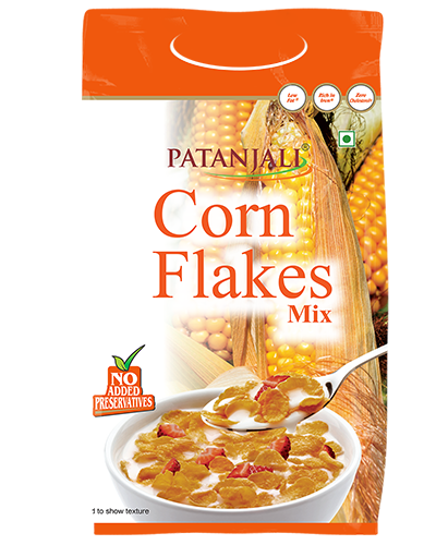 CORN FLAKES MIX 500gm (P)