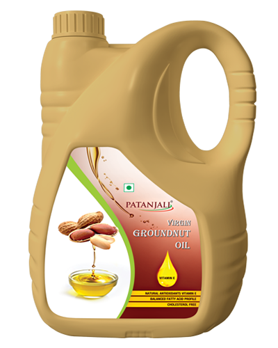 GROUNDNUT OIL JAR