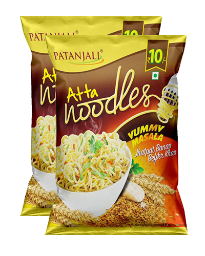 ATTA NOODLES YUMMY MASALA (Pack of 2)
