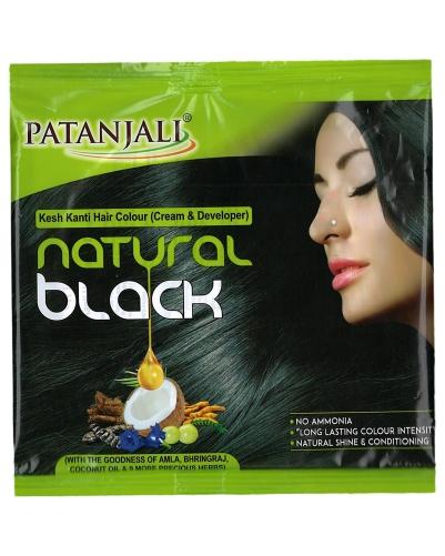 Patanjali Black Hair Colour