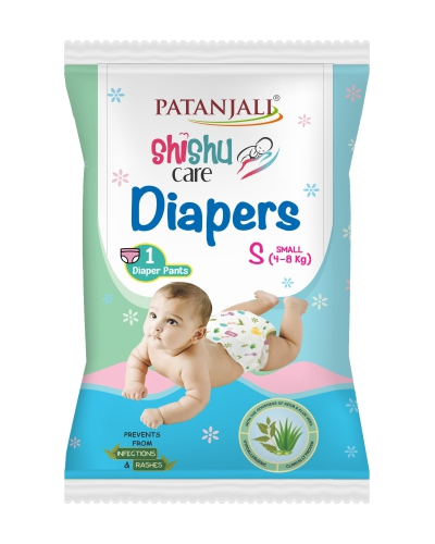 Shishu Care Baby Diaper (Small-1)