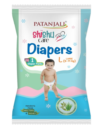 Shishu Care Baby Diaper (Large-1)