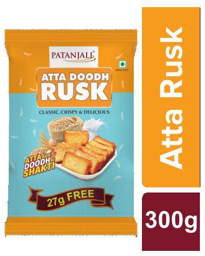 ATTA DOODH RUSK