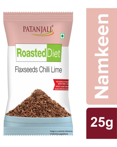 ROASTED DIET-FLAXSEED CHILI LIME
