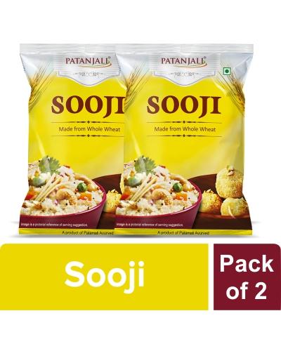 SOOJI (Pack of 2)