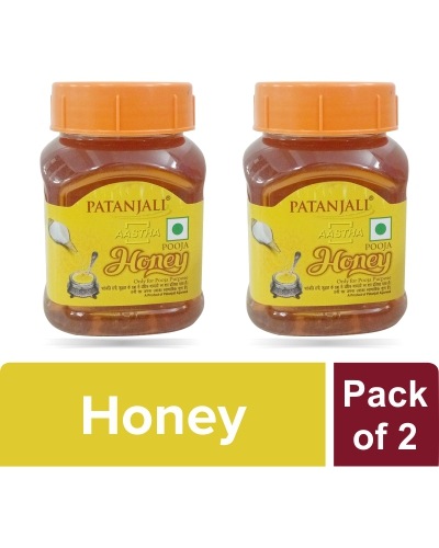 AASTHA HONEY (Pack of 2)