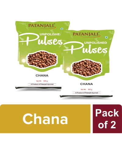 UNPOLISHED CHANA (Pack of 2)