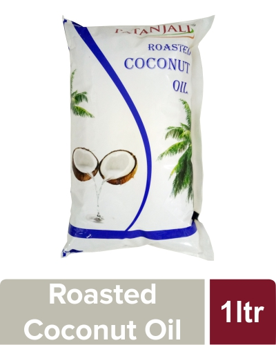 Roasted Cocunut Oil 1 Ltr