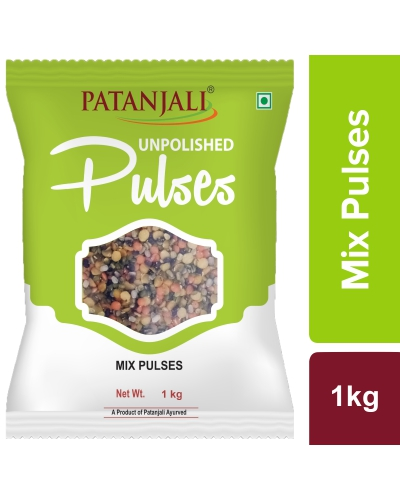 Patanjali Unpolished Mix Pulses