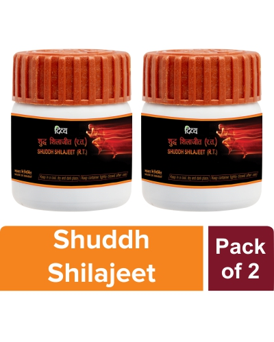 SHUDDH SHILAJEET (PACK OF 2)