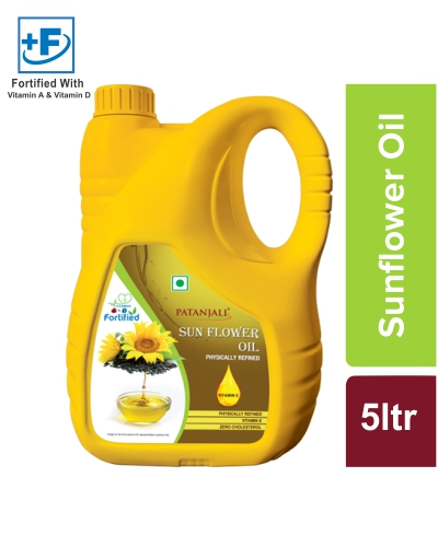 SUNFLOWER OIL JAR