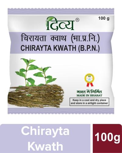 Chirayta Kwath 100 GM