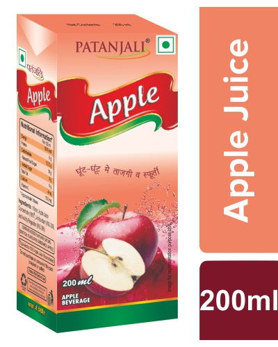PATANJALI APPLE JUICE (L)
