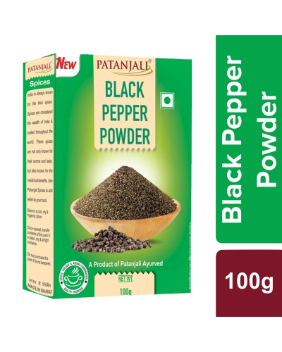 Patanjali Black Pepper Powder